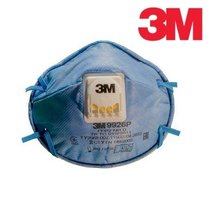 3M™ 9926P speciality aerosol filtering half mask (respirator)