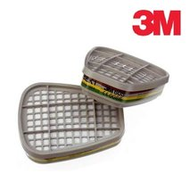 3M™ 6059 Gas and Vapour Cartridge Filter, ABEK1